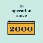 In operation since 2000