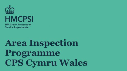 Area Inspection Programme CPS Cymru Wales