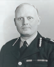 Sir William Johnson, CMG, CBE