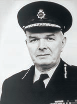 Sir John McKay, CBE, QPM (October 1970 – November 1972)