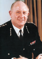 Sir James Haughton, CBE, QPM (January 1976 – July 1977)