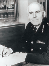 Sir Richard (Stanley) Barratt, CBE, QPM (April 1987 – March 1990)