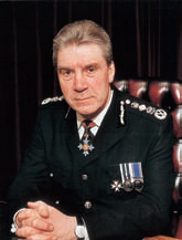 Sir Trefor Morris, CBE, QPM (June 1993 – September 1996)