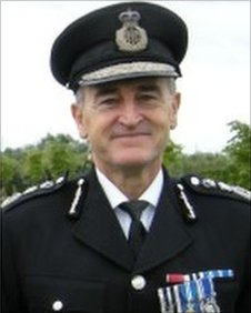 Sir Denis O'Connor, CBE