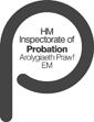 HMI Probation Logo