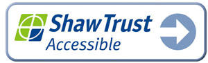 Shaw Trust Accessible badge