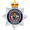 The logo of Cleveland Police