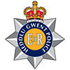 The logo of Gwent Police