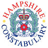 The logo of Hampshire Constabulary