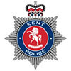 The logo of Kent Police