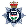 The logo of Leicestershire Police