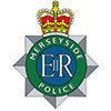 The logo of Merseyside Police