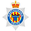 The logo of Northumbria Police