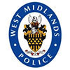 The logo of West Midlands Police