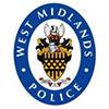 The logo of West Midlands Police