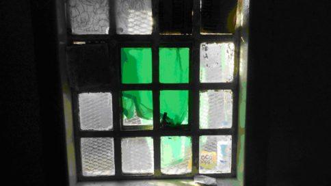 HMP & YOI Swinfen Hall C wing window
