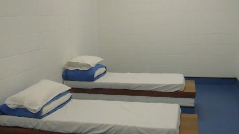 Service custody facility - Merville Barracks