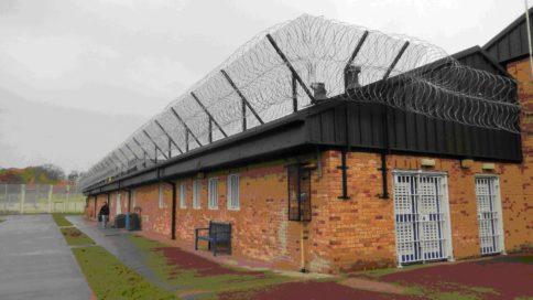 Morton Hall IRC - exterior, residential unit