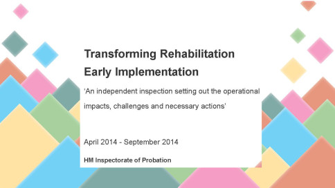 Transforming Rehabilitation-Early Implementation 2